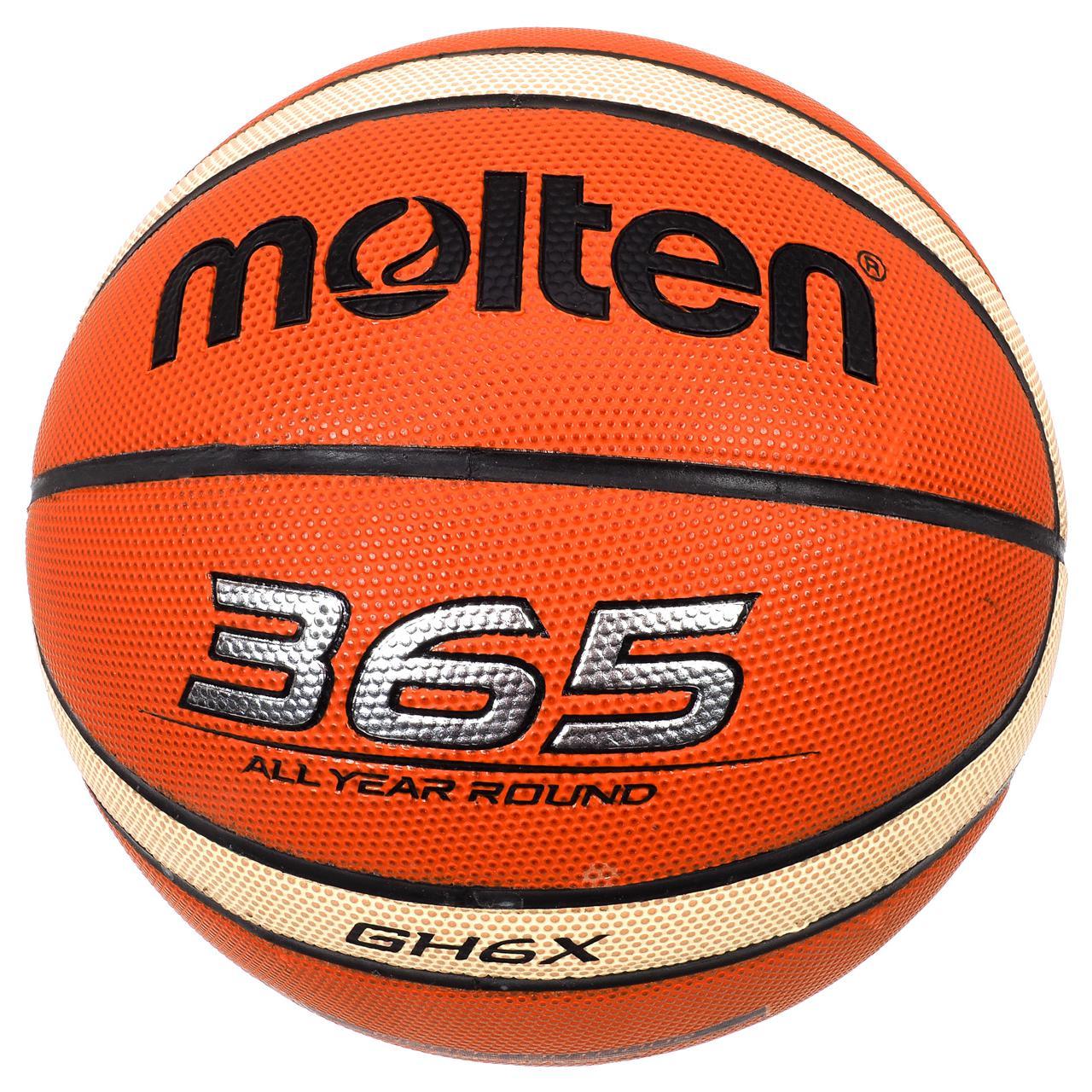 Ball-Of-Basketball-Molten-Gh6x-Training-Indoor-Orange-41622-New