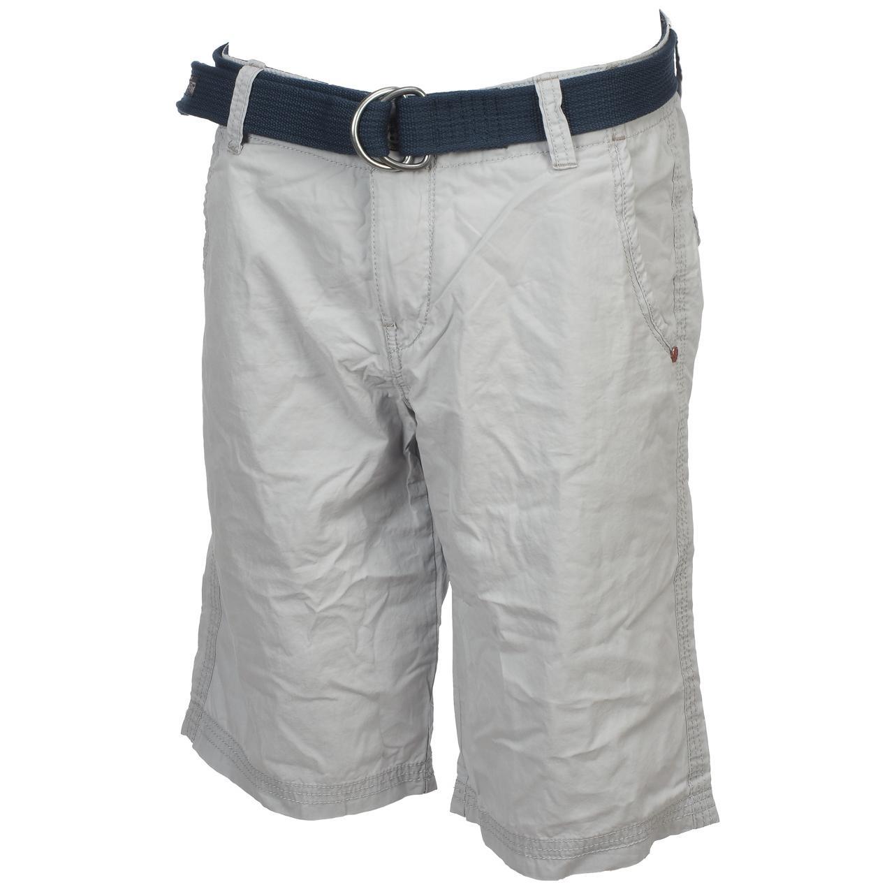 Bermuda-Shorts-Timezone-Russell-Light-Grey-Shorts-Grey-42181-New