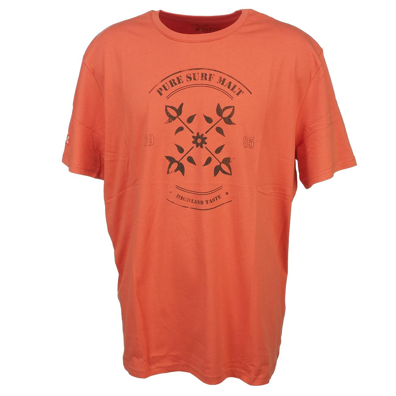 Short-Sleeve-T-Shirt-Oxbow-Taynur-Terra-Oxbow-Pink-47165-New