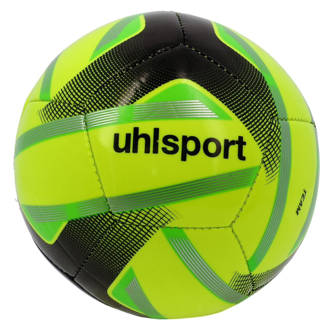 Mini-Ball-Uhlsport-Team-Mini-taille1-Yellow-50001-New