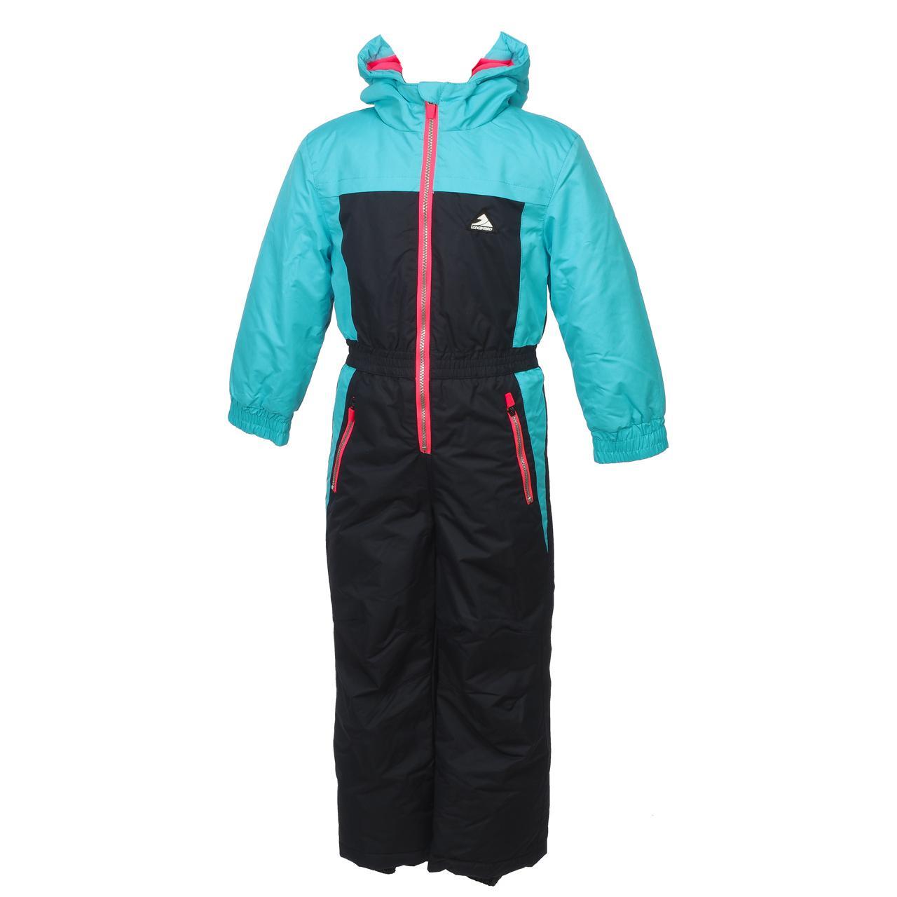 Skianzug-Longboard-Jil-Blau-Combiski-Juengste-Tochter-Blau-50643-Neu