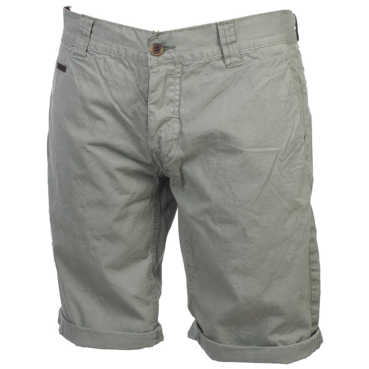 Three-Quarter-Pants-Bermuda-Biaggio-Famiros-Grey-Bermuda-Grey-50722-New