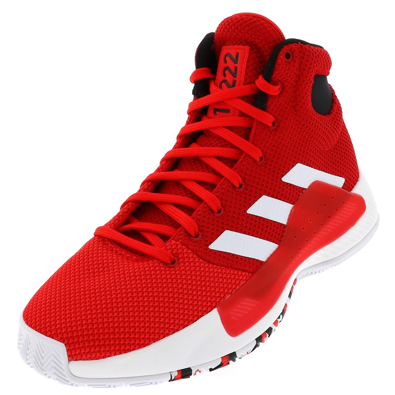 Chaussures-basket-Adidas-Pro-bounce-madness-basket-Rouge-55000-Neuf