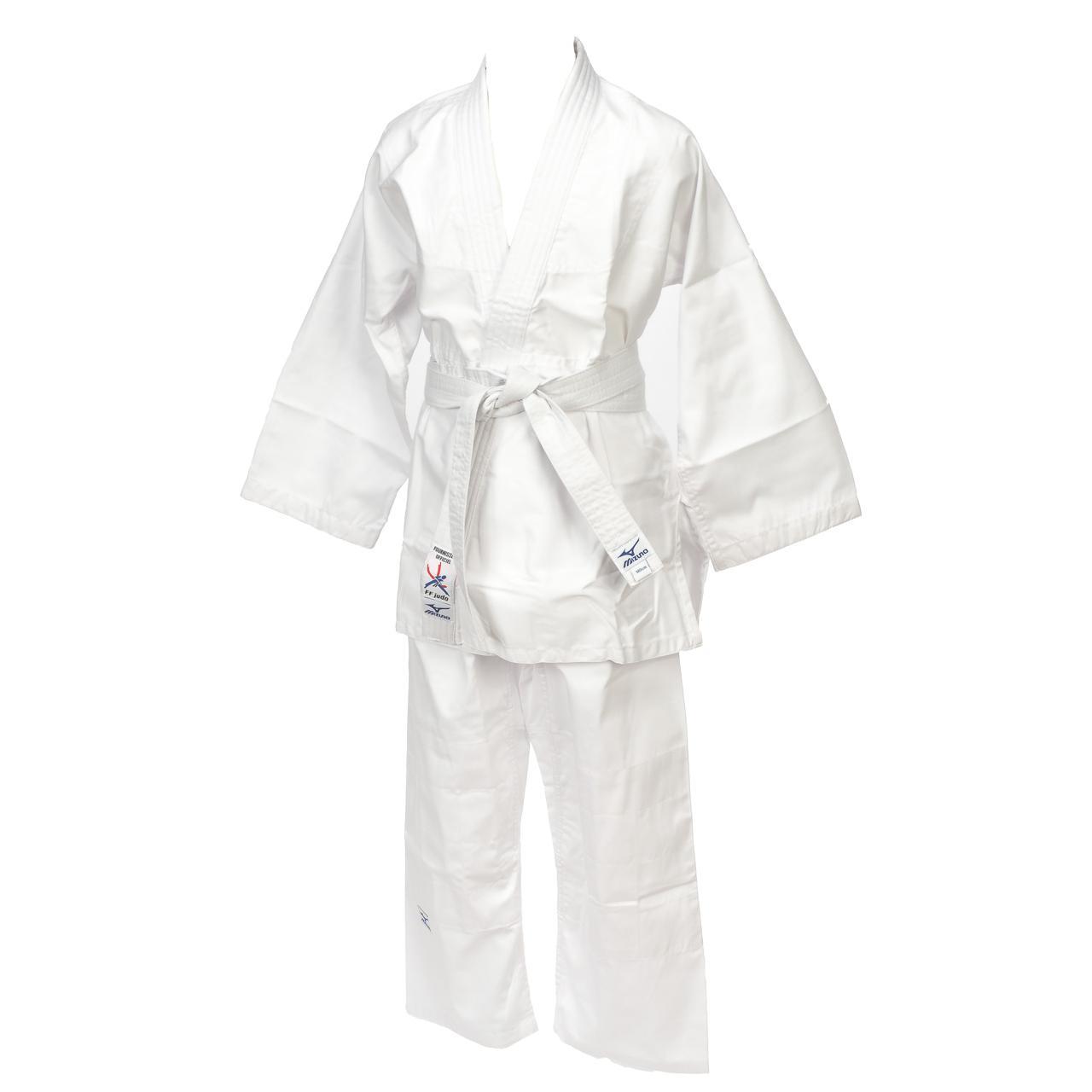 Judo-Kimono-Mizuno-Shiro-2-White-Kimono-White-57773-New