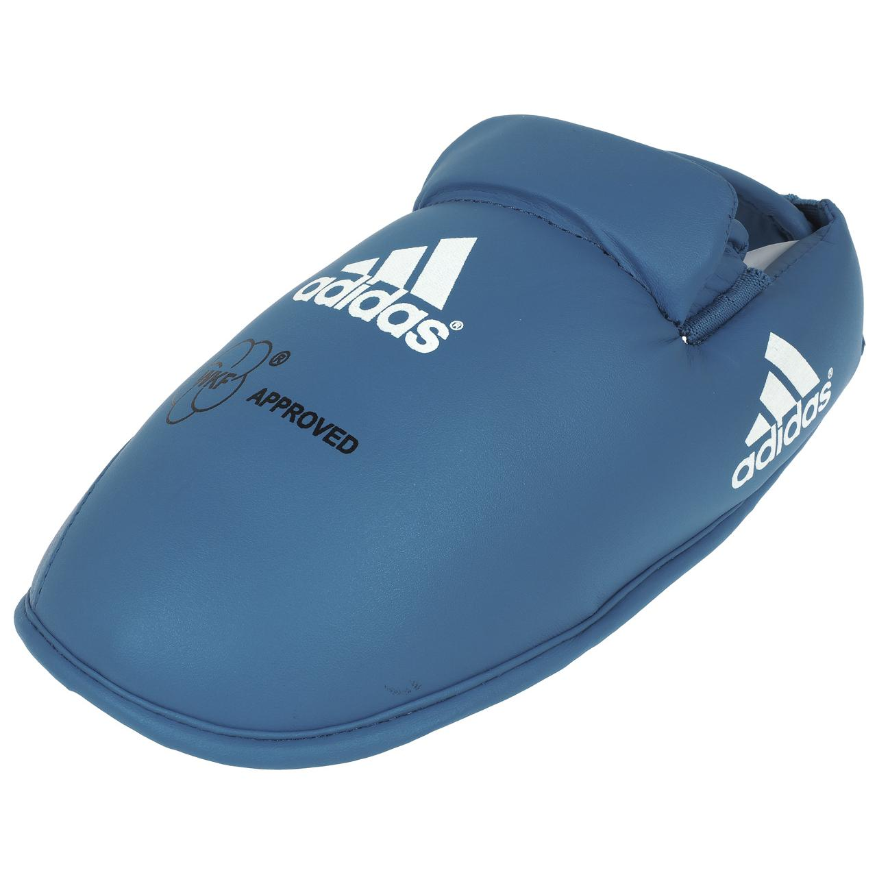 Protects-Feet-Karate-Adidas-Protege-Feet-Blue-Karate-Blue-58599-New
