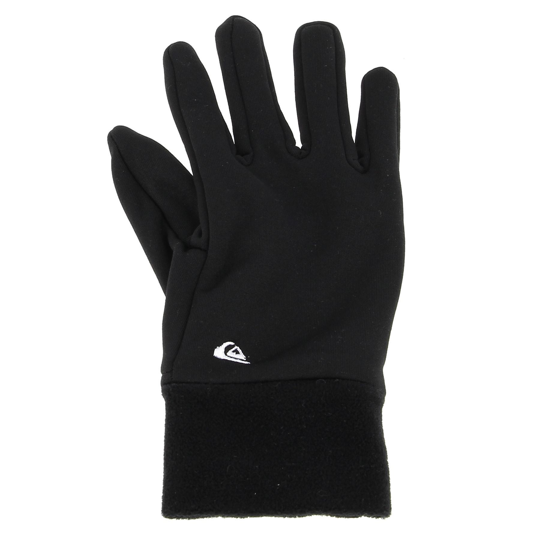 Gloves-Quiksilver-Hottawa-Black-Gloves-Black-59692-New