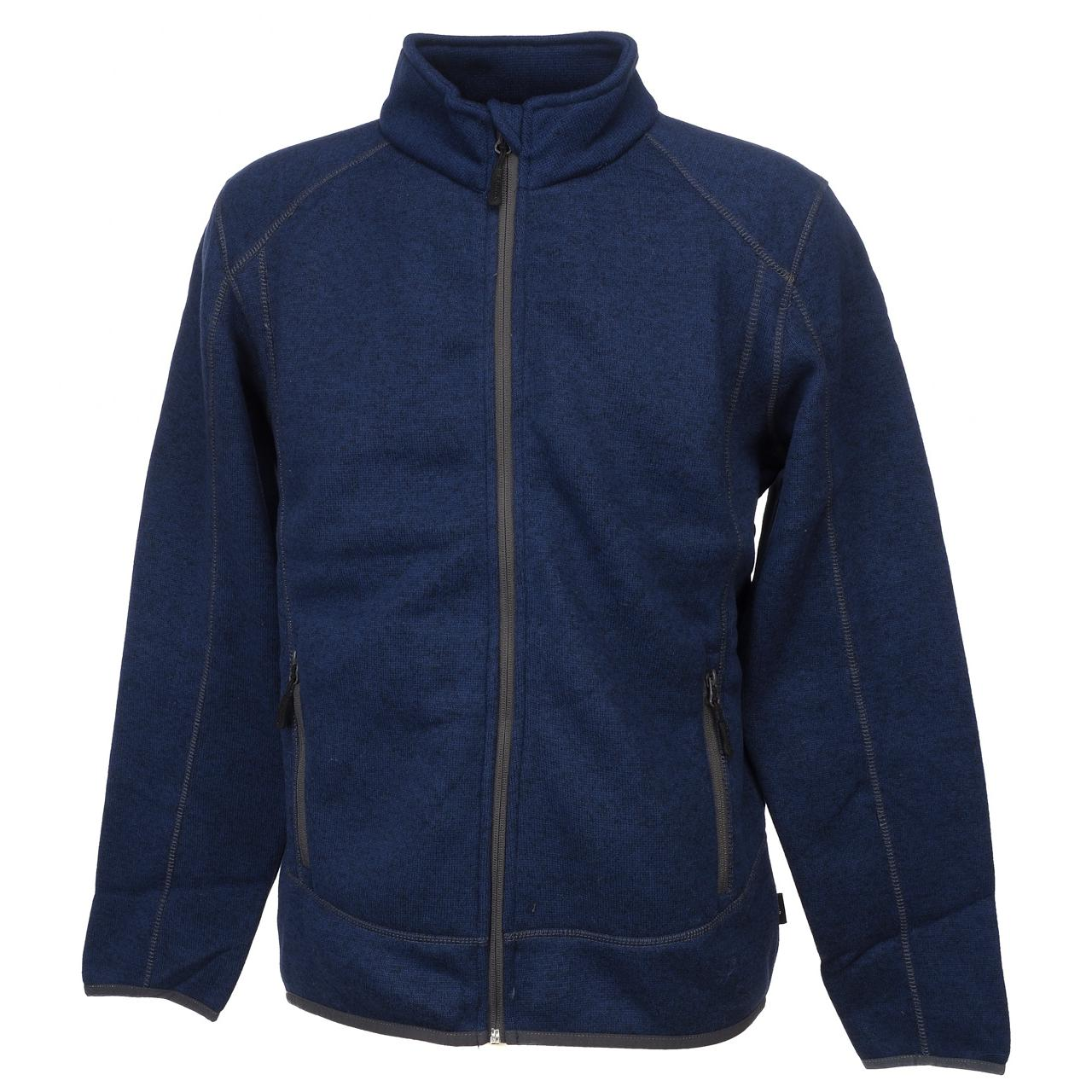 Jackets-Sweaters-Zip-Eldera-Sportswear-Croket-Navy-Ch-Fz-Vest-Blue-59840-New