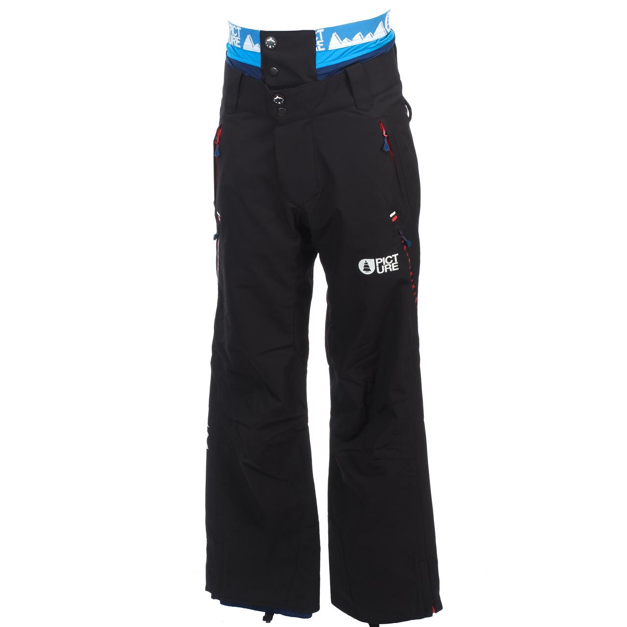 Pantalon-de-ski-surf-Picture-Base-blk-pant-fit-ski-Noir-67948-Neuf
