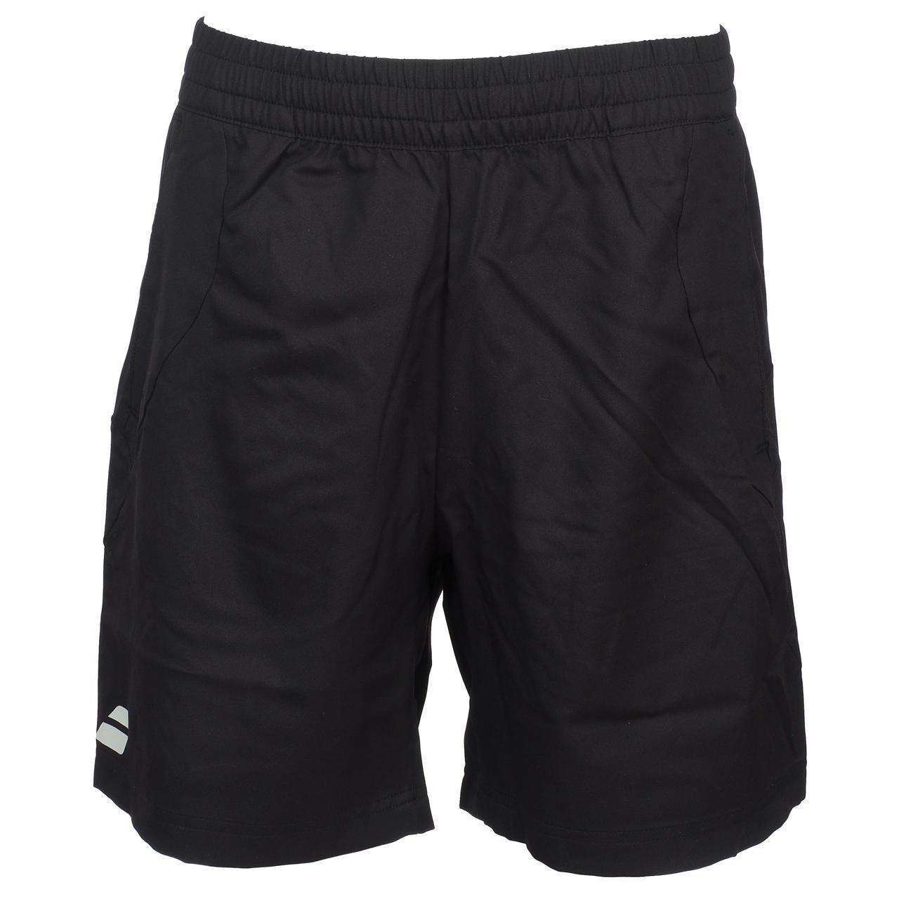 short-Tennis-Babolat-Shorts-Spiel-Core-Blk-Schwarz-70095-Neu