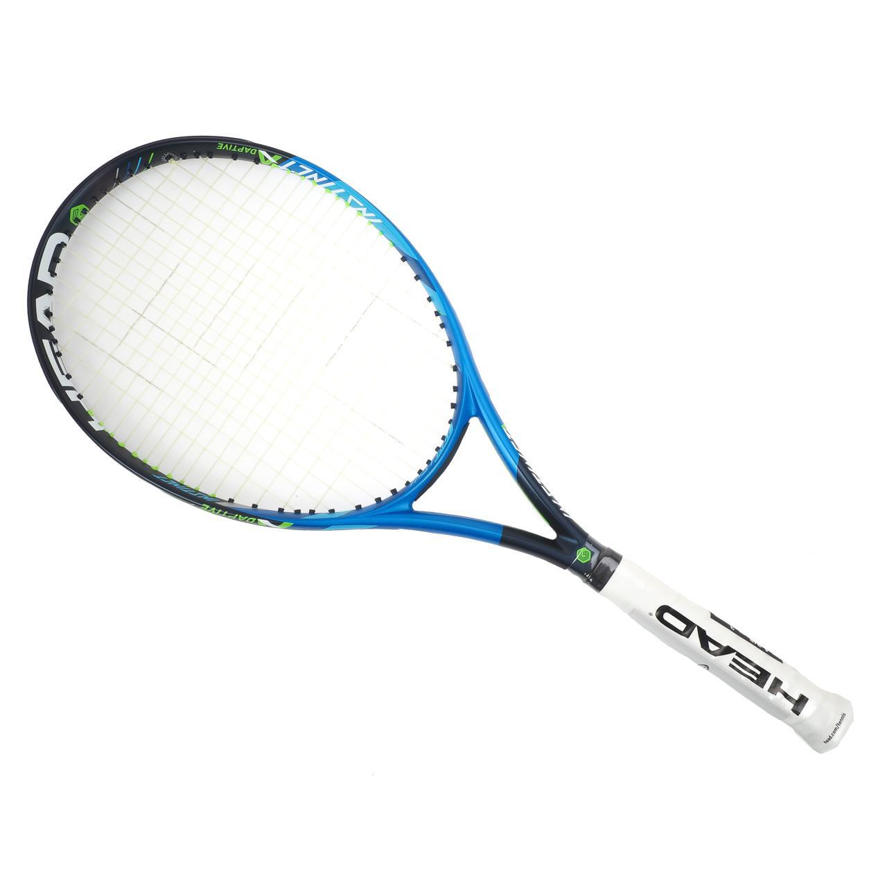 Tennis-Racket-Head-Graphen-Touch-Instinct-ad-Blue-70201-New