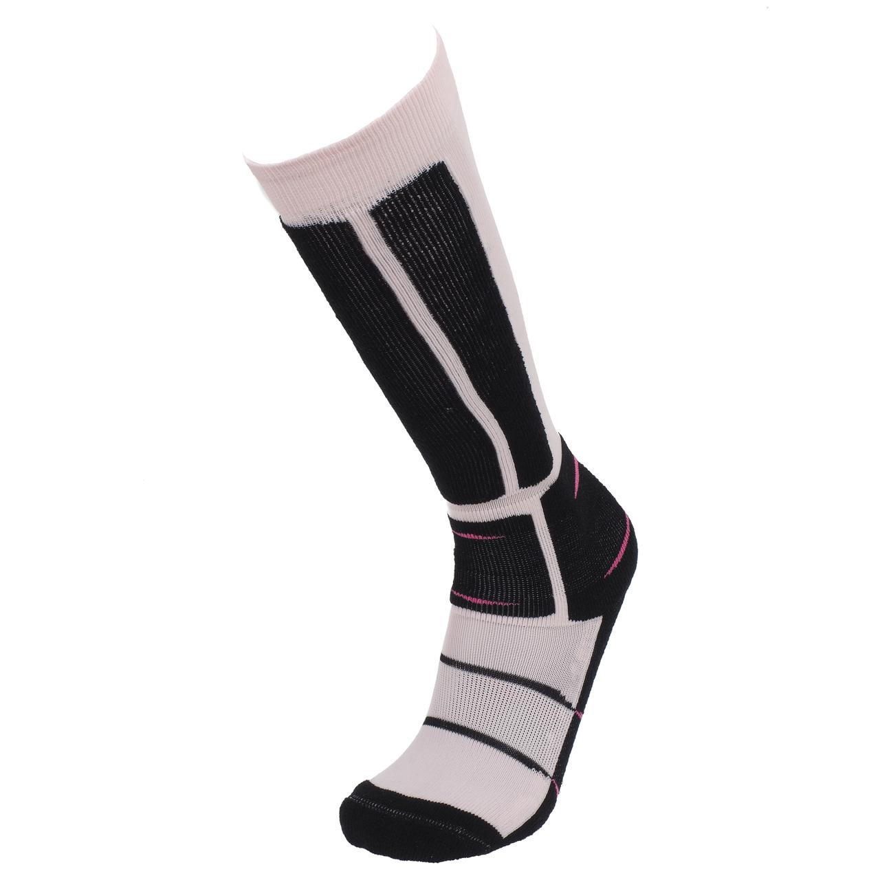 itm Chaussettes de ski Sports depot selection Back side rose cho Rose  Neuf