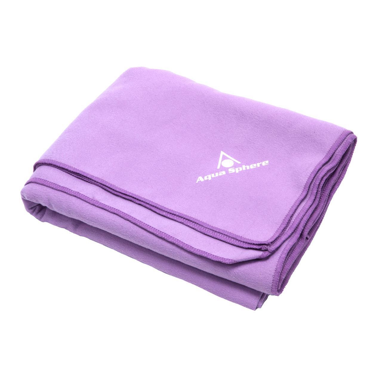 serviette de bain drap de plage aqua sphere kingsize magic towell vlt violet 726 ebay. Black Bedroom Furniture Sets. Home Design Ideas