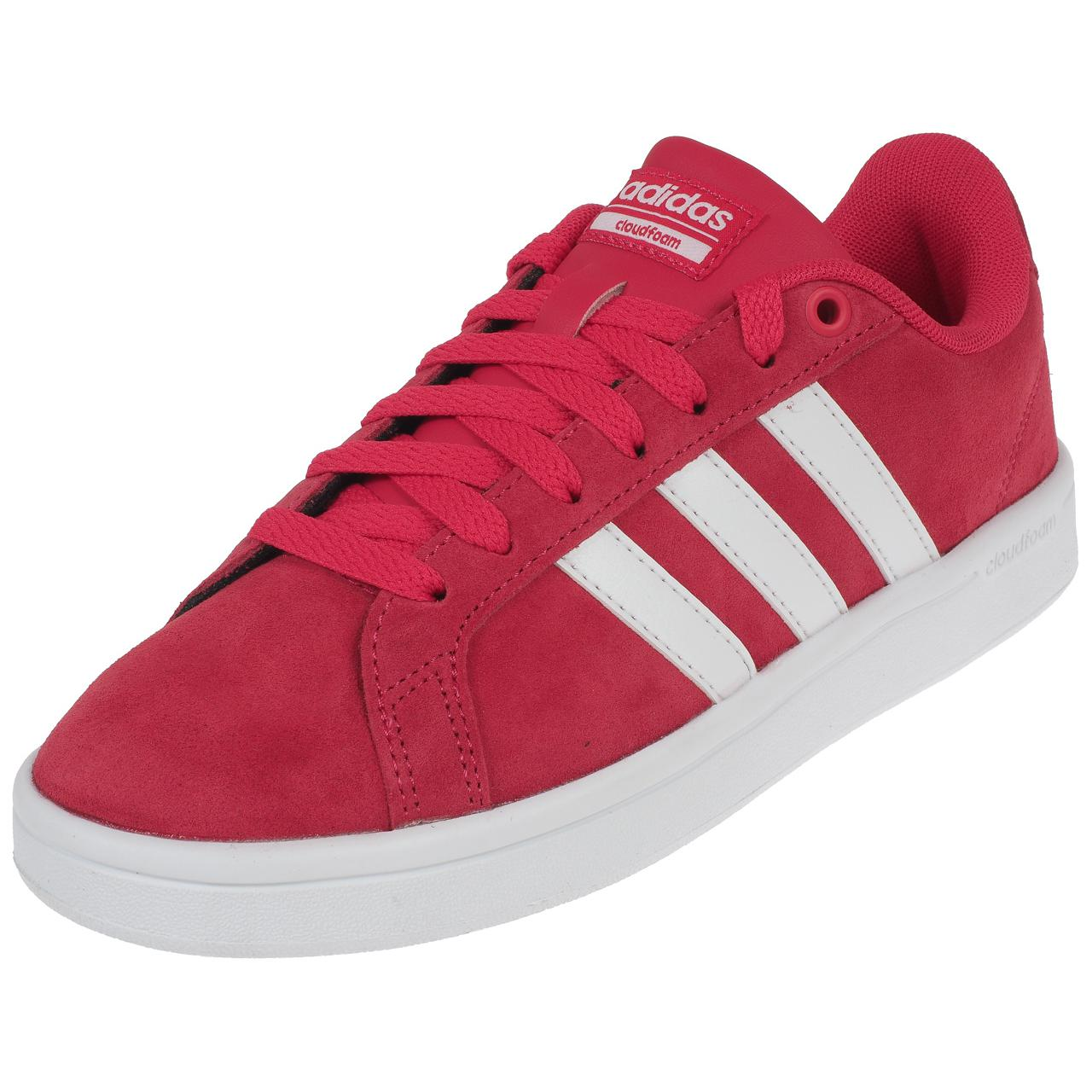 Chaussures mode ville Adidas neo Advantage w rose Rose 74609 Neuf
