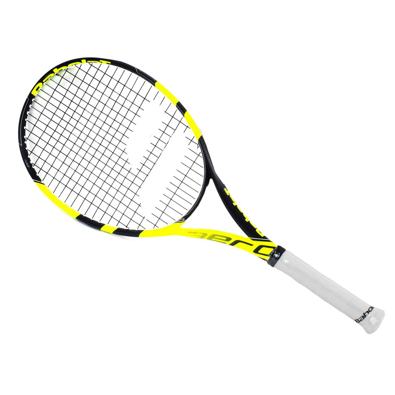 raquette de tennis babolat pure aero lite 2016 noir 78308. Black Bedroom Furniture Sets. Home Design Ideas