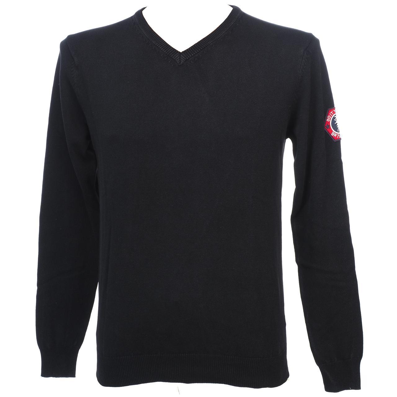 Pull-fin-Rivaldi-black-Gilianu-anthra-pull-Gris-79338-Neuf