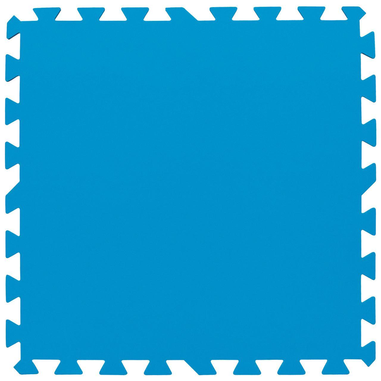 Fußmatten schutz schwimmbad Bestway Teppich pool Blau 50