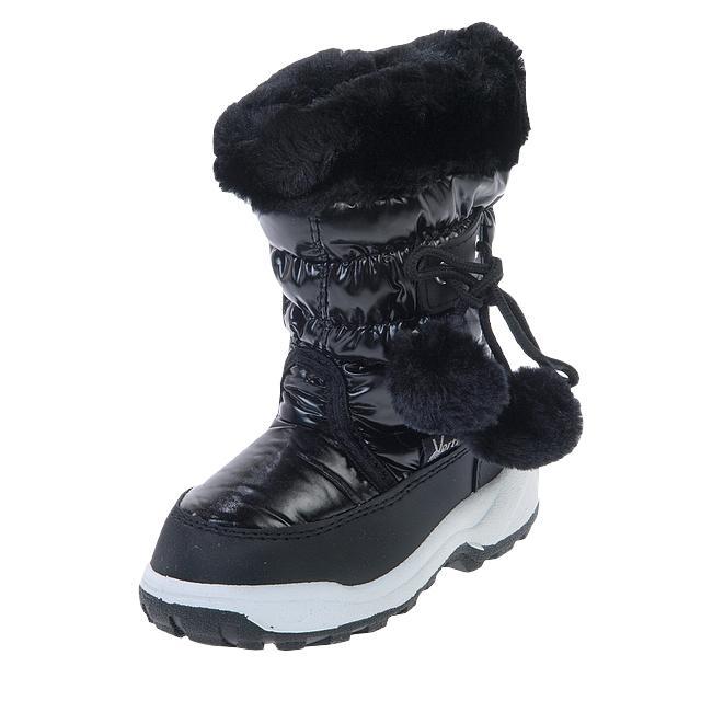 Bottes neige après ski Alpes vertigo Trecy noir apres ski g Noir 87615 - Neuf