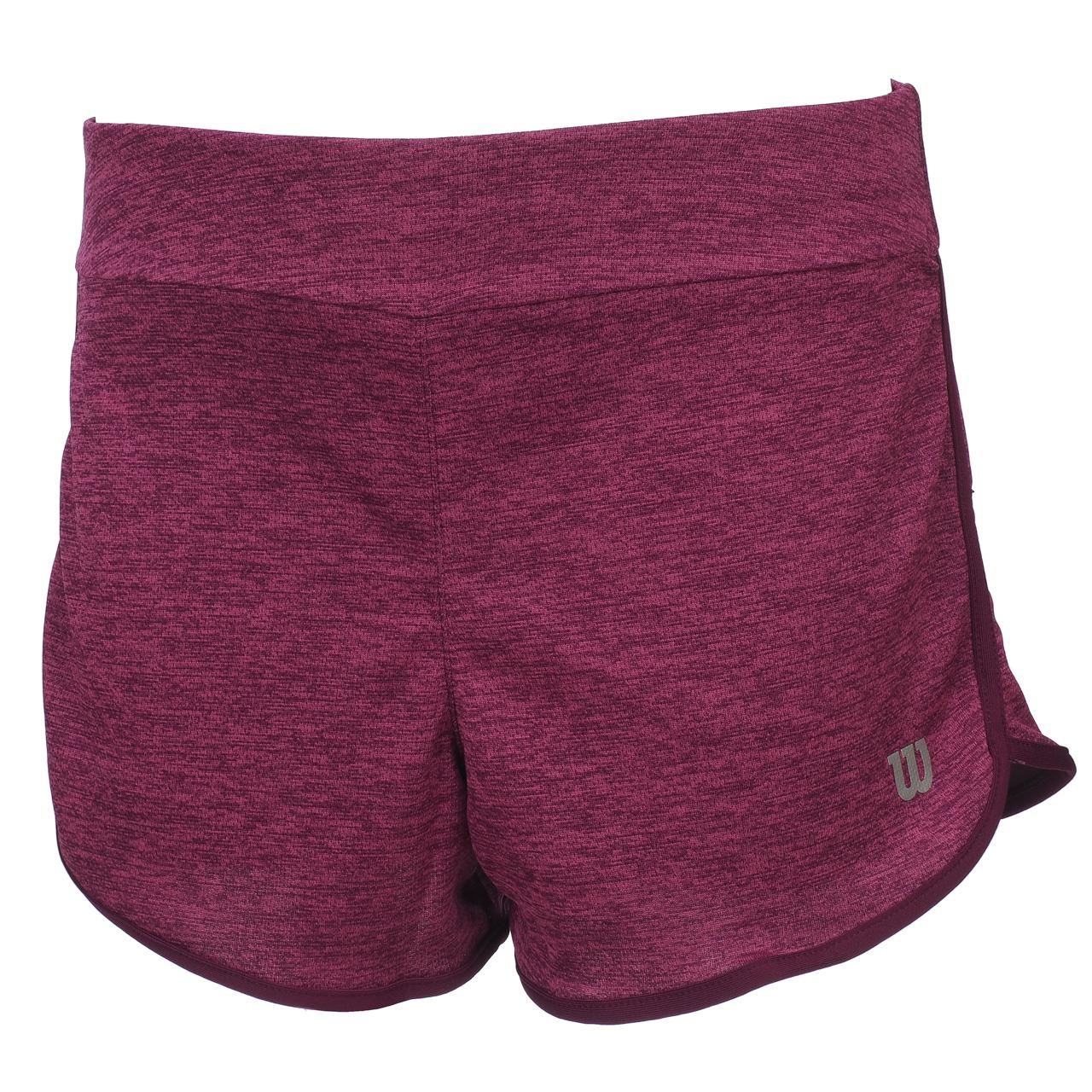 short-Tennis-Wilson-G-Core-3-5-Shorts-Maedchen-Lila-90184-Neu