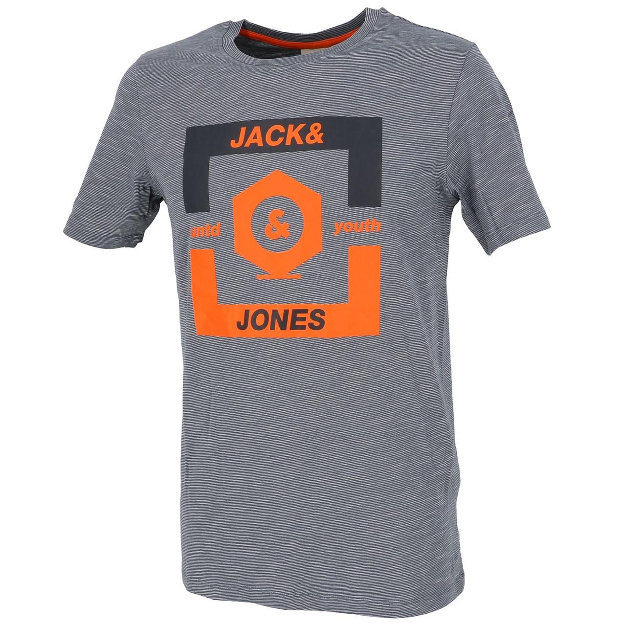 Short-Jack-and-jones-Strong-Blue-Mc-Tee-Blue-92129-New
