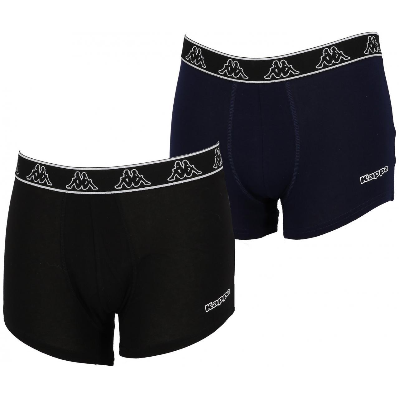 Underwear-Boxer-Kappa-Ath-Nv-Nr-Boxer-Blue-93558-New